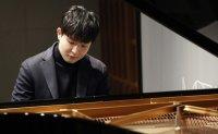 Pianist Sunwoo Ye-kwon hopes to bring comfort
