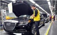 Hyundai Motor, union clash over WiFi