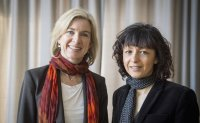US-French duo Charpentier, Doudna win Nobel Chemistry Prize for gene editing tool