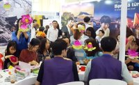 Temple Stay draws crowds in Vietnam