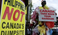 Activists to Trudeau: 'It's time for Canada to take its trash out of Philippines'