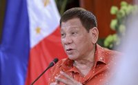 Duterte says he has 'no problem' with being held responsible for drug killings