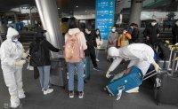 International students start to exit Korea over coronavirus fears