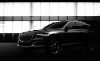 Genesis GV80 SUV will debut this month