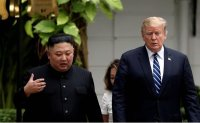 White House: Trump feels good about ties with Kim, denuke commitment