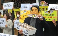 Korea steps up inspection of imported seafood from Japan