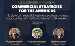 Colombia Embassy to host event to bolster bilateral ties with Korea