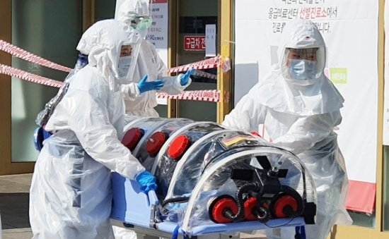 Korea overwhelmed by rapid spread of coronavirus