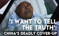 Chinese family wants to meet WHO experts to reveal China's COVID-19 lies