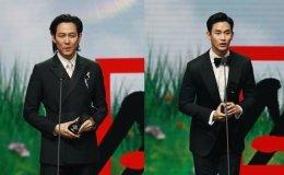 Lee Jung-jae, Kim Soo-hyun, TWICE honored at 2020 Asia Artist Awards