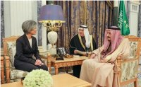 Seoul, Saudi discuss economic and defense cooperation