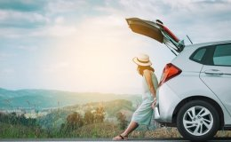 Rediscover domestic tourism: contactless travel by car
