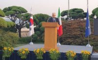 'Da Vinci spirit can inspire Italy, Korea to deepen relations'