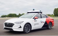 Hyundai Mobis, Yandex unveil self-driving robotaxi