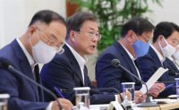 Moon unveils big-budget 'New Deal' projects to reinvigorate virus-hit economy