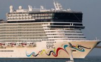 Korean woman missing after falling from cruise ship near Spain
