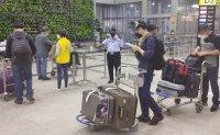 More than 170 Koreans return home from virus-hit India via special flight