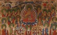 19th-century Buddhist painting returned from Britain