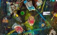 Entrepreneur-artist Ci Kim finds solace in art