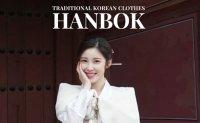 Singer-actress Jun Hyo-seong celebrates Independence Movement Day with hanbok