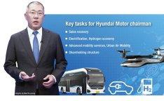 New Hyundai Motor chief set to tackle key tasks
