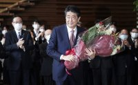 End of Abe era leaves Japan still searching for way forward