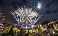 Everland to hold New Year countdown