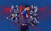 [FB INSIDE] Messi scores 400th goal in Spanish league