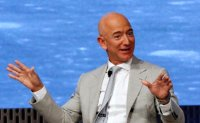 Amazon's Bezos tops Forbes richest list