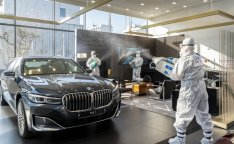 BMW accelerates efforts to fight COVID-19