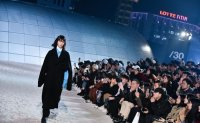 Solid Homme show opens Seoul fashion week