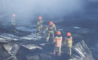 1 in 4 fire fighters suffering sleep disorder due to stress