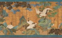 Journey of Korean court painting from Ohio to Seoul