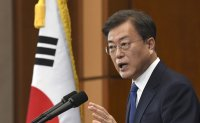Moon prioritizes sanctions-free quarantine ties with N. Korea