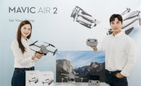 DJI launches new drone with longer flight time