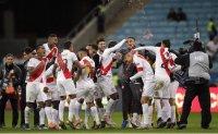 Peru stuns Chile 3-0, reaches final