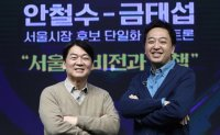 Ahn taking step forward for Seoul mayoral by-election
