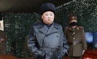 North Korea says Kim inspected firing drill