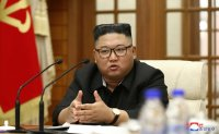North Korean leader wishes Trump quick recovery from COVID-19