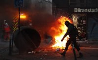 Clashes in protests as France reels from police violence