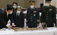 South Korea to repatriate 117 sets of remains of Chinese troops