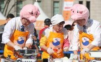 Promoting pork consumption