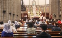 Religious groups resume services, group activities after social distancing ease