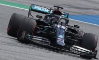 Hamilton wins Styrian GP ahead of Mercedes teammate Bottas