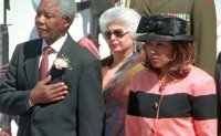 Nelson Mandela's daughter begins role as S. African ambassador to South Korea