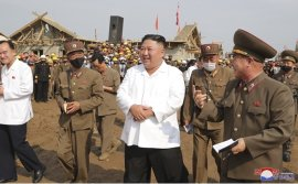 Missile launch or storm repairs? Flurry of activity fuels speculation of North Korea test