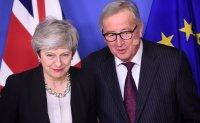 May hails Brexit talks 'progress' but no breakthrough