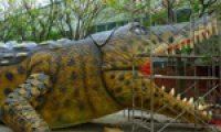 Australian billionaire plans real-life Jurassic Park with robotic dinosaurs
