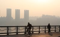 Korea, China to establish early warning system for fine dust