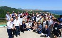 Foreign envoys visit DMZ
